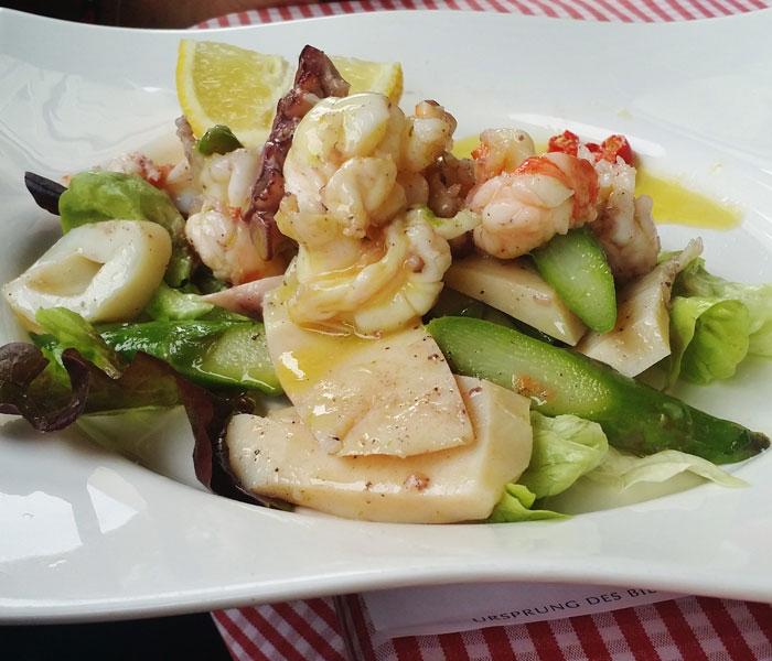 Beste Küche im italienischem Restaurant in München Schwabing